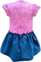 221911 Pink Muda Koleksi baju--anak wholesale children clothing