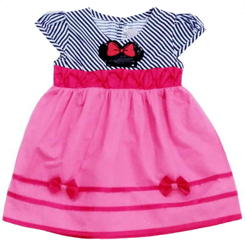 2477 Pink Tampak Depan
