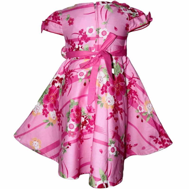 2591 Pink Tampak Belakang